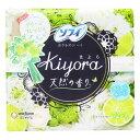 【6個セット】 ユニ・チャーム ソフィ KIYORA フレグランスフレッシュ 72枚【送料無料】 1