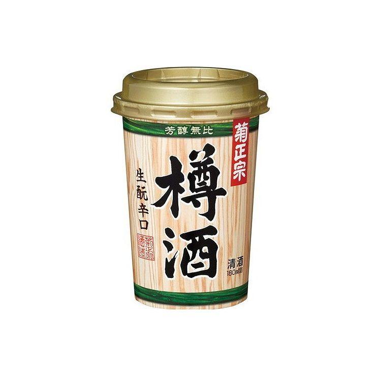 菊正宗『樽酒ネオカップ』