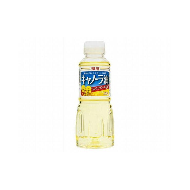 油, なたね油・キャノーラ油  265g x12 ()