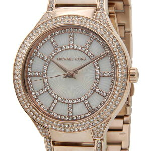 マイケルコースMICHAELKORSレディース腕時計MK3313Kerryケリーローズゴールドトーン【ポイント10倍】【送料無料】【smtb-f】