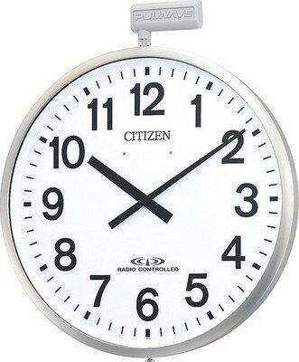 シチズン 電波掛時計 4MY611-B19(代引き不可)【S1】:リコメン堂