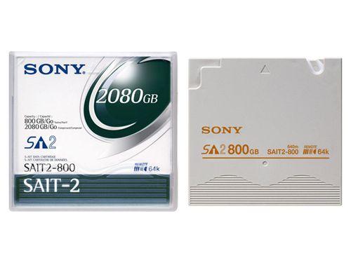 ソニー SONY1 SAIT-2データカートリッジ SAIT2-800(代引き不可)【ポイント10倍】