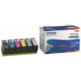 エプソン インクカートリッジ クマノミ KUI-6CL (6色パック)(代引不可)【ポイント10倍】