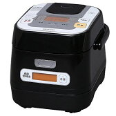 アイリスオーヤマ 米屋の旨み 銘柄量り炊きIHジャー炊飯器 RC-IA30-B(代引不可)【ポイント10倍】