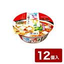【ケース販売】 ヤマダイ ニュータッチ さいたま豆腐ラーメン 105g×12個入り 即席 カップ麺 カップラーメン 箱買い ケース買い【ポイント10倍】