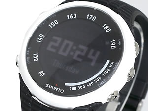 スントSUUNTOT1Cブラック腕時計SS013569010【送料無料】【14%OFF】