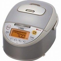 TIGER タイガー IH炊飯ジャー 炊飯器 炊きたて 1升炊き JKT-B180-C ベージュ