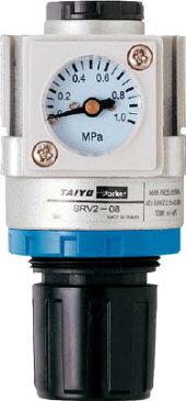 TAIYO レギュレータ【ERV2-10】(空圧・油圧機器・エアユニット)
