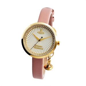 ヴィヴィアンウエストウッドVivienneWestwoodVV139WHPKレディース腕時計【送料無料】