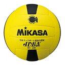 ミカサ(MIKASA) ドッジボール ドッジボール検定球3号 イエロー×ブラック MGJDB 【カラー】イエロー×ブラック