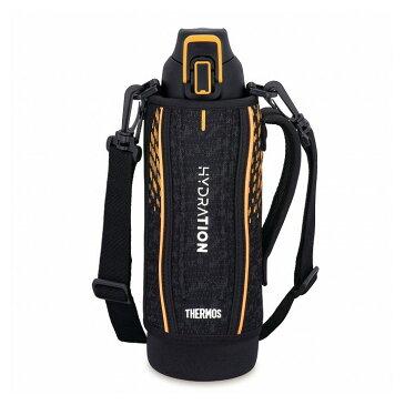 サーモス 真空断熱スポーツボトル FHT-1001F BKOR 1L ブラックオレンジ