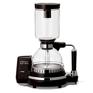 ツインバード工業サイフォン式コーヒーメーカーCM-D854BR