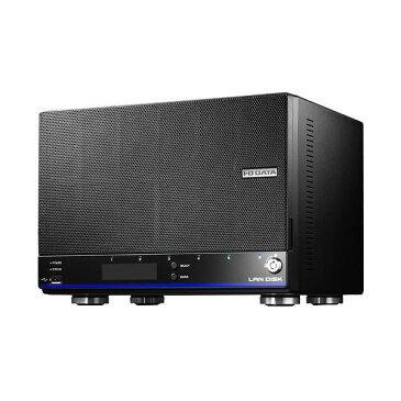 アイ・オー・データ 「拡張ボリューム」採用/増設用スロット搭載 4ドライブビジネスNAS 24TB HDL4-H24EX