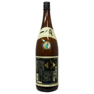 日本酒 一ノ蔵 本醸造 超辛口(無鑑査) 1800ml