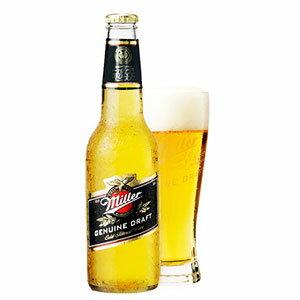 輸入ビールアメリカ ミラー ドラフト 瓶 輸入ビール 355ml×24本