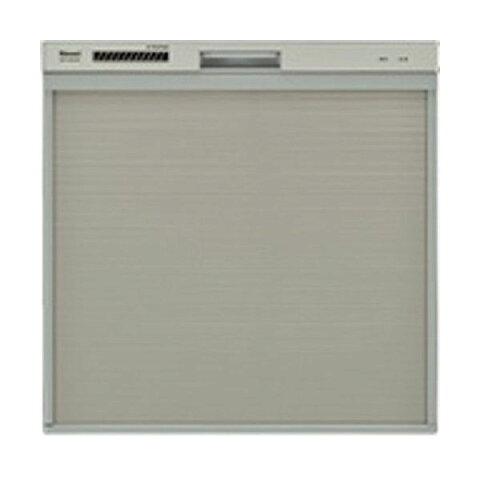 リンナイ 食器洗い乾燥機 RSW-404A-SV シルバー 食器乾燥機 食洗機(代引不可)【送料無料】
