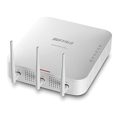 バッファロー 法人様向け無線LANアクセスポイント 11ac/n/a&11n/g/b 同時接続 インテリジェント WAPM-1750D