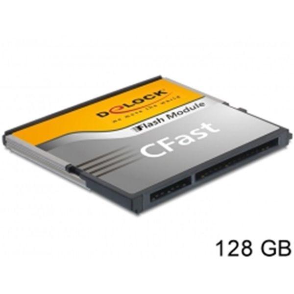 ダイヤテック (DeLOCK) CFast Card TypeI 128GB(36.4 x 42.8 x 3.6mm) 54652(代引不可)