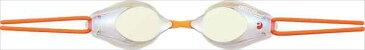 ARENA(アリーナ) くもり止めスイムグラス SPLASH(ミラー加工) AGL210MPA 【カラー】イエロー×クリア 【サイズ】FREE【S1】