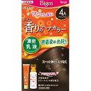 ビゲン 香りのヘアカラー 乳液 4A アッシュブラウン