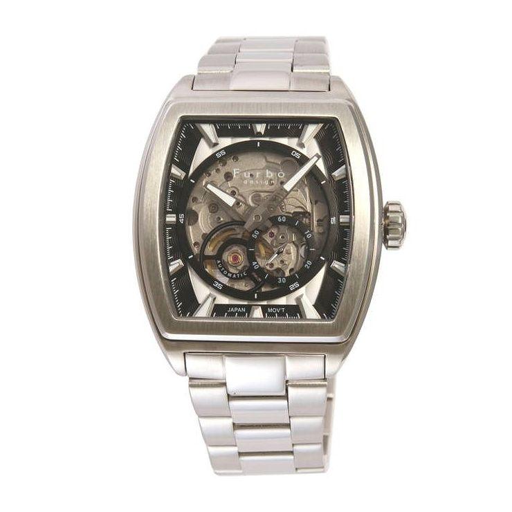 腕時計, メンズ腕時計  Furbo design F2502BKSS VIGOROUS S1