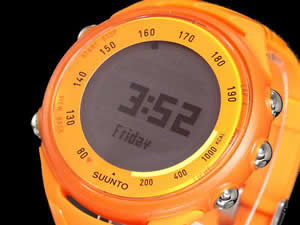 スントSUUNTOT1Cオレンジ腕時計SS013571010【9%OFF】