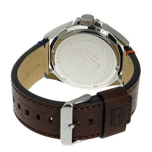 トミーヒルフィガーTOMMYHILFIGERクオーツメンズ腕時計1791132ホワイト【送料無料】【_包装】