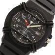 カシオ CASIO QUARTZ クオーツ メンズ 腕時計 時計 HDA-600B-1B ブラック【楽ギフ_包装】