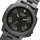 ニクソン NIXON レンジャー RANGER クオーツ メンズ 腕時計 A506632 ブラック【送料無料】【楽ギフ_包装】