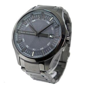 アルマーニエクスチェンジクオーツメンズ腕時計AX2135グレー【送料無料】【_包装】