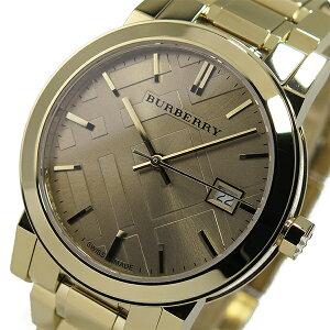 バーバリー BURBERRY シティ クオーツ レディース 腕時計 BU9134 ゴールド【送料無料】