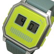 プーマ タイム PUMA リストロボット 腕時計 時計 PU910951014 イエロー【楽ギフ_包装】