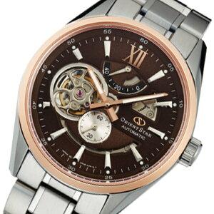 オリエントORIENTSTAR自動巻きメンズ腕時計WZ0261DKブラウン国内正規【送料無料】【楽ギフ_包装】