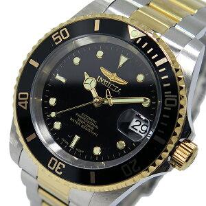 インヴィクタINVICTA自動巻きメンズ腕時計8927OBブラック【送料無料】【_包装】
