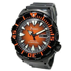 セイコーSEIKOスーペリアSUPERIORダイバーズクォーツメンズ腕時計SRP311オレンジ【送料無料】【_包装】