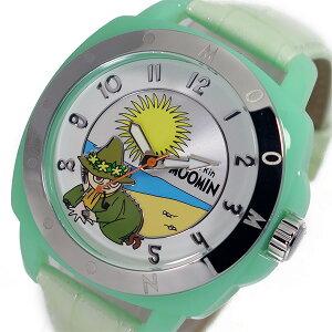 ムーミンウオッチMOOMINWatchレディース腕時計MO-0005Bスナフキン【送料無料】【_包装】