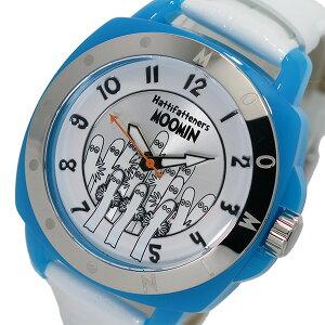 ムーミンウオッチMOOMINWatchレディース腕時計MO-0005Dニョロニョロ【送料無料】【_包装】