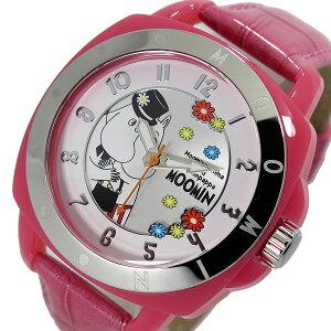 ムーミンウオッチMOOMINWatchレディース腕時計MO-0005Eムーミンパパ&ママ【送料無料】【_包装】
