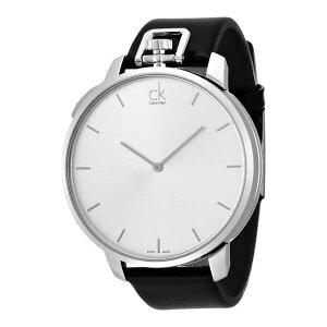 カルバンクラインエクセプショナルメンズ腕時計CLK3Z211C6シルバー【送料無料】【_包装】