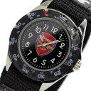 フットボールウォッチ アーセナル クオーツ メンズ 腕時計 時計 GA3713 ブラック【S1】 1