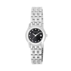 グッチGUCCIGクラスクオーツレディース腕時計YA055534ブラック【送料無料】【_包装】