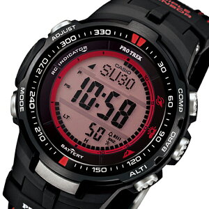 カシオCASIOプロトレックPROTREKタフソーラーメンズ腕時計PRW-S3500-1【送料無料】【_包装】