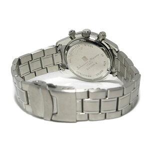 サルバトーレマーラクロノクオーツメンズ腕時計SM15111-SSRDレッド【送料無料】【_包装】