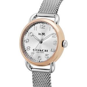 コーチCOACHデランシークオーツレディース腕時計14502246オフホワイト【送料無料】【_包装】
