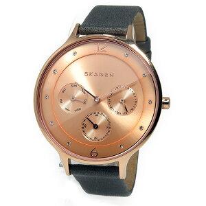 スカーゲンSKAGENクオーツレディース腕時計SKW2392ピンクゴールド【送料無料】【_包装】