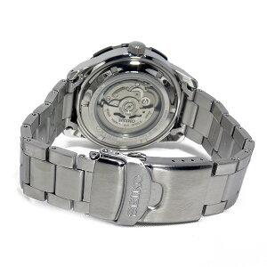 セイコーSEIKO自動巻きメンズ腕時計SRP673J1ブラック【送料無料】【_包装】