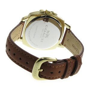 コーチCOACHクオーツレディース腕時計14502172ゴールド【送料無料】【_包装】
