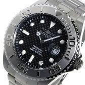 インヴィクタ INVICTA クオーツ メンズ 腕時計 15173 ブラック【送料無料】【楽ギフ_包装】