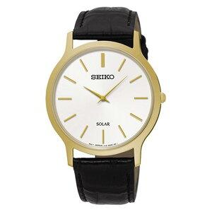 セイコーSEIKOソーラークオーツメンズ腕時計SUP872P1ホワイト【送料無料】【_包装】