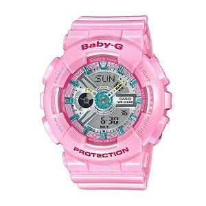 カシオベビーGBABY-Gクオーツレディース腕時計BA-110CA-4Aピンク【送料無料】【_包装】